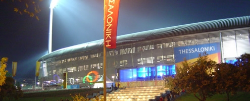 Thessaloniki Kaftatzogleio Stadium - Air Conditioning Installations | 2003