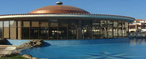 Caldera Palace Hotel - Electrical installations | 2008