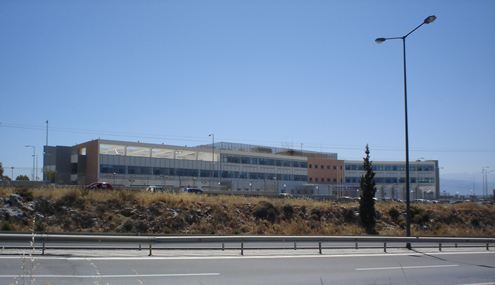 Heraklion Police Department - 2007