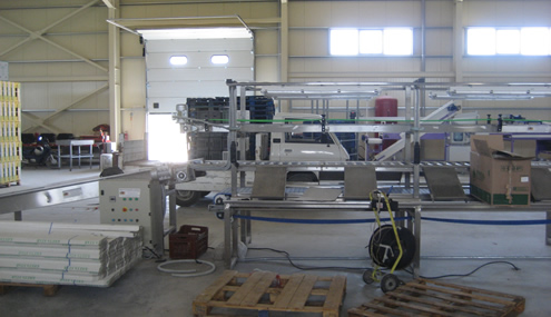 Unit for the Standardization of Fruits at Τumpaki - 2008